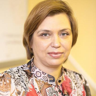 Сарментова Оксана Валерьевна