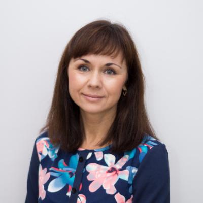 Съёмова Светлана Геннадьевна