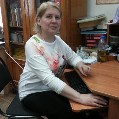 Фадеева Галина Анатольевна