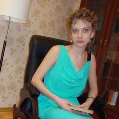 Титаева Евгения Константиновна