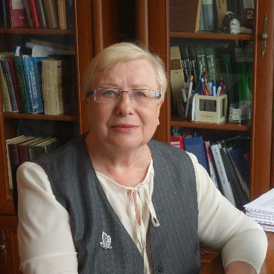 Мельникова Нина Борисовна