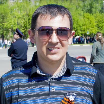 Ануфриев Максим Геннадьевич