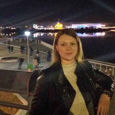 Сухарева Ольга Вячеславовна