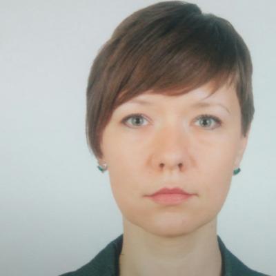 Остапенко Алена Викторовна
