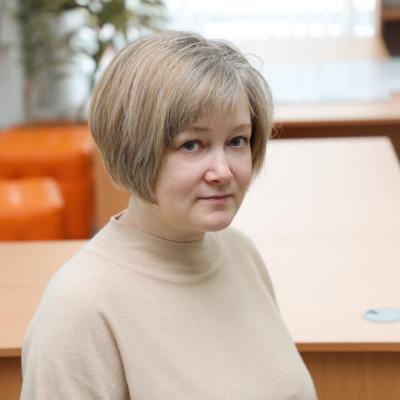 Хохлова Инна Марковна