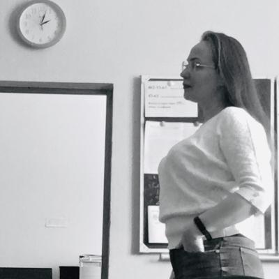 Гордеева Ольга Владимировна