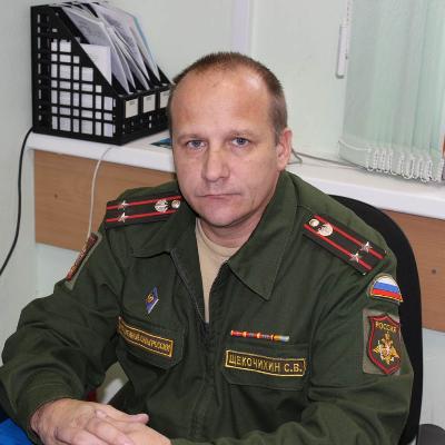 Щекочихин Сергей Валерьевич