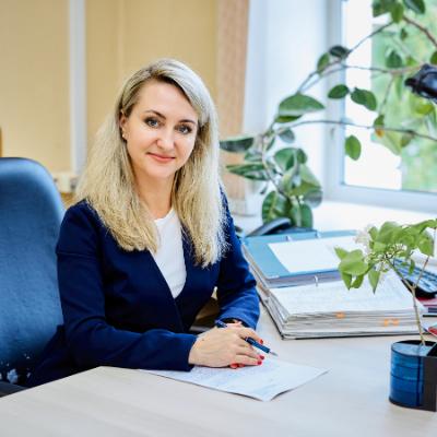 Каблова Любовь Викторовна