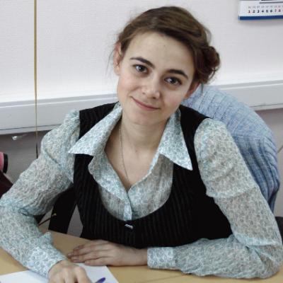 Чепьюк Ольга Ростиславовна