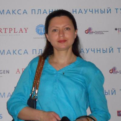 Рокунова Ольга Васильевна