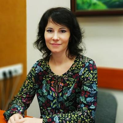 Романовская Любава Ростиславовна