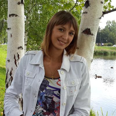 Лядова Елена Владимировна