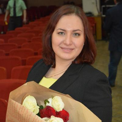 Сатистова Елена Евгеньевна